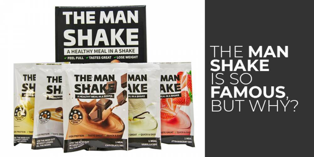 The Man Shake Is So Famous, But Why?