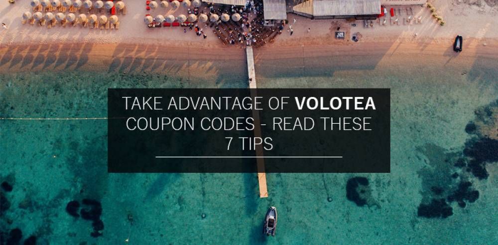 Take Advantage of Volotea Coupon Codes - Read These 7 Tips
