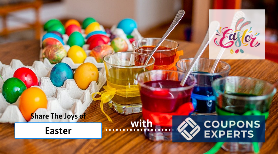Share the Joys of Easter with Coupons Experts