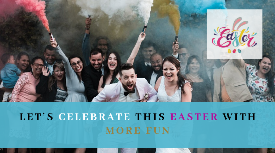 Let's Celebrate this Easter with More Fun