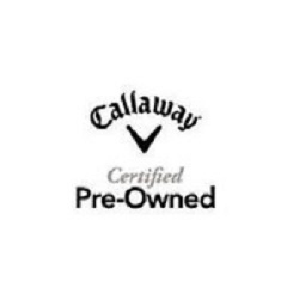 Callaway Pre-Owned