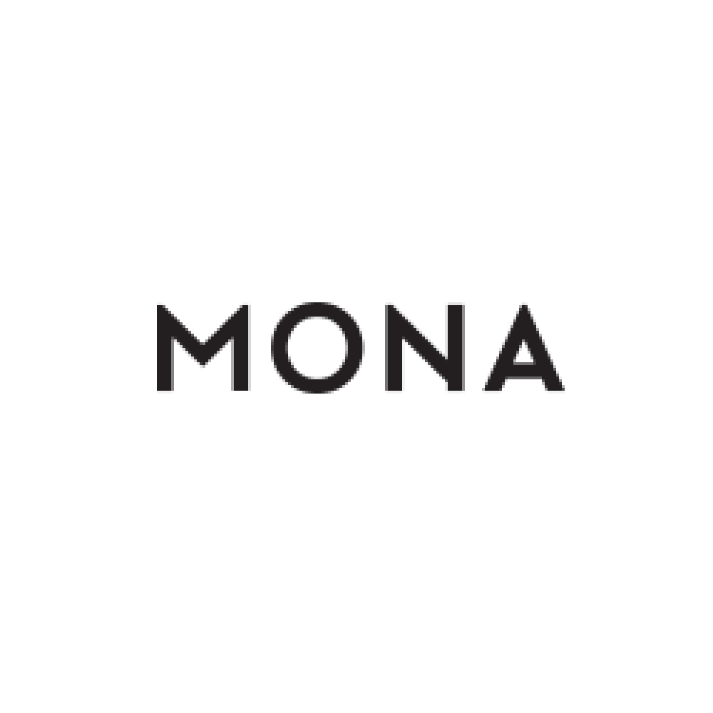 MONA newsletter Sign up now and receive a 10 euro discount!