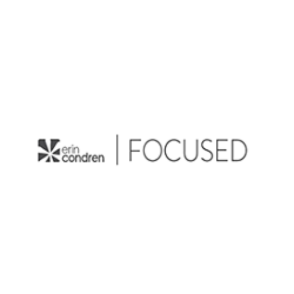 Focused - Erin Condren